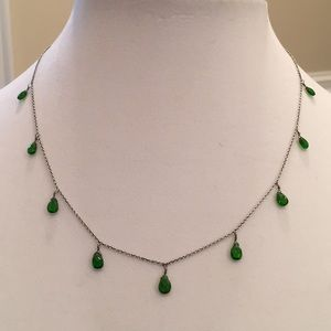 Jewelry - Diopside drops